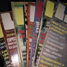 Revistas: REVISTAS EROTICAS LIB 11 NUMEROS 202 203 204 205 206 208 209 210 213 214 219 TAMBIEN SUELTOS. Lote 111639447
