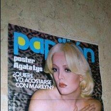 Revistas: REVISTA PAPILLON , N° 5 , 1976 , VIENE CON PÓSTER. Lote 113521547