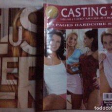 Revistas: REVISTA: CASTING X. Nº 6. 100 PAGES HARDCORE SEX (ABLN). Lote 113791283