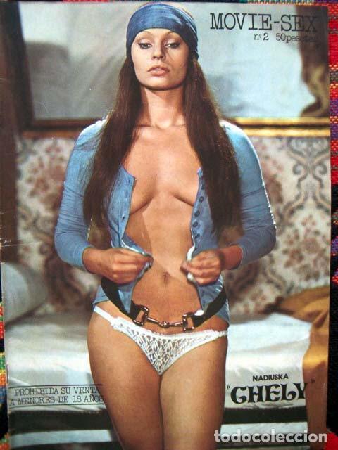 Movie Sex Nº 2 Nadiuska Josele Roman Isabel Luque Mary Paz Pondal Teresa Gimpera Diana Polakov