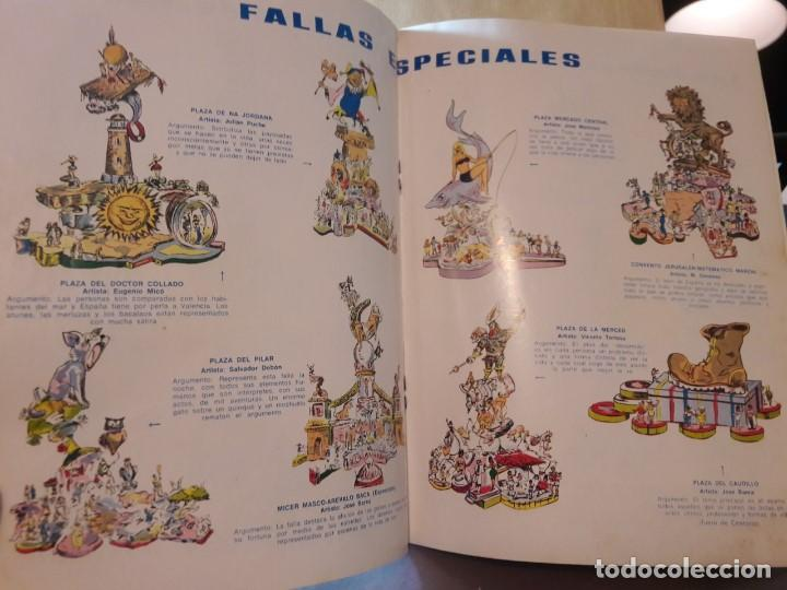 Revistas: Revista El Pregó Faller. Fallas de Valencia. Número 1 (Año 1, Época 1ª). Original de Marzo de 1967. - Foto 4 - 117328079