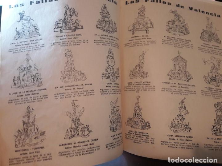 Revistas: Revista El Pregó Faller. Fallas de Valencia. Número 1 (Año 1, Época 1ª). Original de Marzo de 1967. - Foto 5 - 117328079