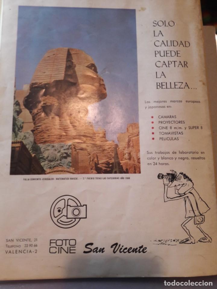 Revistas: Revista El Pregó Faller. Fallas de Valencia. Número 1 (Año 1, Época 1ª). Original de Marzo de 1967. - Foto 6 - 117328079