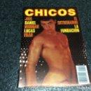 Revistas: CHICOS Nº 14 REVISTA GAY AÑOS 90. Lote 160906182