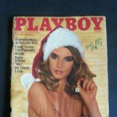 Revistas: REVISTA PLAYBOY NÚMERO 3 AÑO 1979 INCLUYE POSTER CENTRAL. Lote 120841395