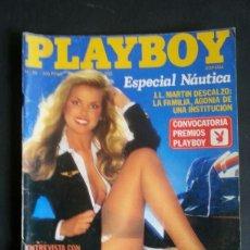 Revistas: REVISTA PLAYBOY NÚMERO 32 AÑO 1981 INCLUYE POSTER CENTRAL. Lote 120841475