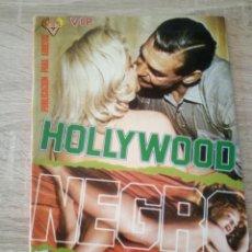 Revistas: HOLLYWOOD NEGRO - 1977. Lote 121487159