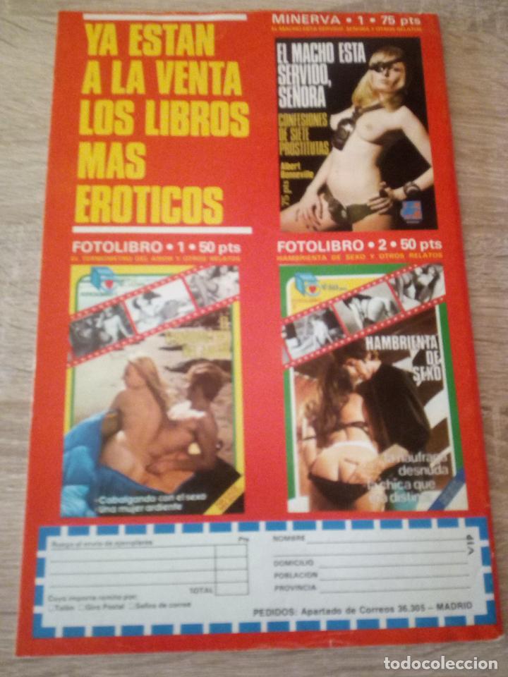Revistas: HOLLYWOOD NEGRO - 1977 - Foto 2 - 121487159