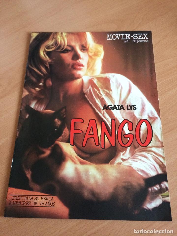 REVISTA MOVIE-SEX Nº 1 (Coleccionismo para Adultos - Revistas)