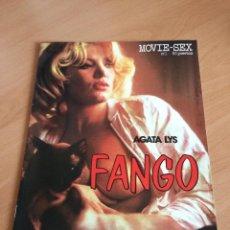 Revistas: REVISTA MOVIE-SEX Nº 1. Lote 122255319
