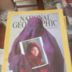 Revistas: NATIONAL GEOGRAPHIC. Nª ABRIL 2002. Lote 228526315
