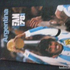 Revistas: ARGENTINA AM 78. Lote 126095535