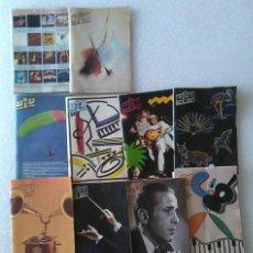 Revistas: LOTE REVISTAS BID DISCOPLAY. Lote 126305759