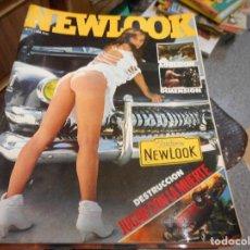 Revistas: LOTE 17 NUMEROS NEWLOOK DEL 1 AL 43 INCLUYE NUMERO 1. Lote 128145587