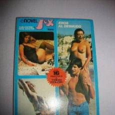 Revistas: (TC-131) REVISTA NOVELA EROTICA NOVEL SEX Nº 1. Lote 132255994