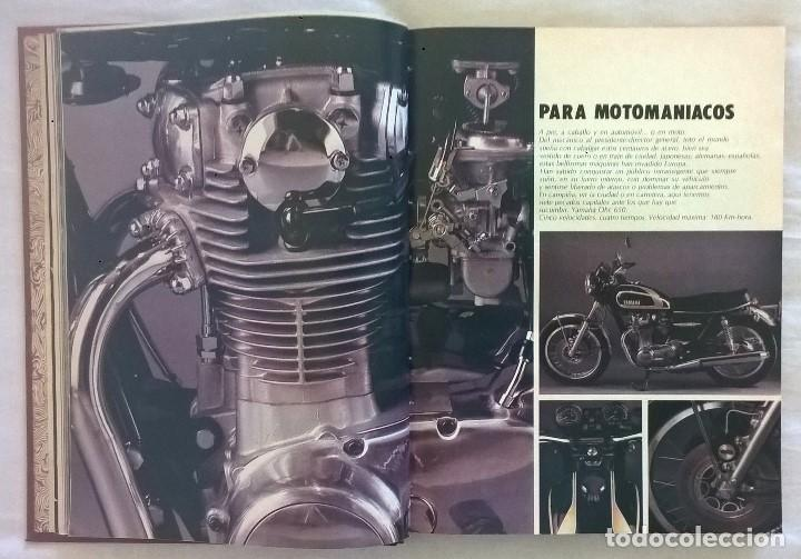 Revistas: ANTIGUA REVISTA ERÓTICA LUI - TOMO CON SEIS EJEMPLARES ENCUADERNADOS ( Nº 7 AL 12 ) - AÑO 1977 - Foto 4 - 135462170
