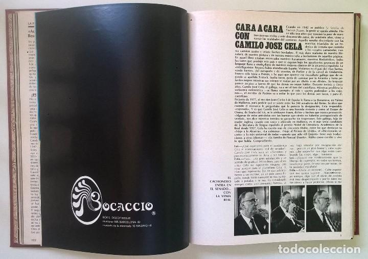 Revistas: ANTIGUA REVISTA ERÓTICA LUI - TOMO CON SEIS EJEMPLARES ENCUADERNADOS ( Nº 7 AL 12 ) - AÑO 1977 - Foto 7 - 135462170