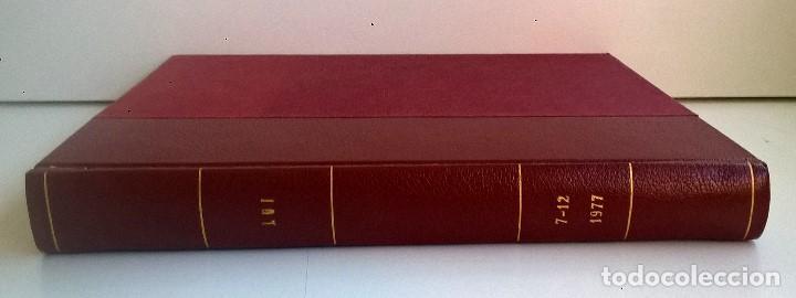 Revistas: ANTIGUA REVISTA ERÓTICA LUI - TOMO CON SEIS EJEMPLARES ENCUADERNADOS ( Nº 7 AL 12 ) - AÑO 1977 - Foto 22 - 135462170