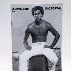 Revistas: REVISTA MAGAZINE PHYSIQUE PICTORIAL VOL. 39. JAN (VVAA) AMG / BOB MIZER, 1986. GAY VINTAGE. Lote 232248615