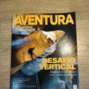 Revistas: REVISTAS AVENTURA DE NATIONAL GEOGRAPHIC (DESAFIO VERTICAL Y LA VUELTA AL MUNDO EN KAYAK). Lote 136347454