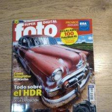 Revistas: SUPERFOTO DIGITAL (TODO SOBRE EL HDR) NÚMERO 164. Lote 136347642