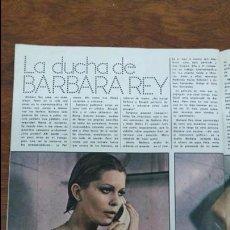 Revistas: REVISTA EROTICA PORTADA Nº 12 BARBARA REY EN LA DUCHA AÑO 1977. Lote 137160506