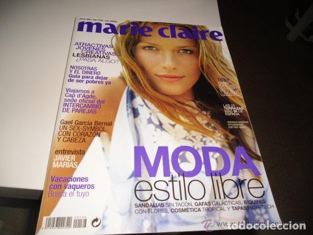 REVISTA MARIE CLAIRE - N 166 VERONIKA VAREKOVA -- REFGIMHAULEMGRMACABRU (Coleccionismo para Adultos - Revistas)