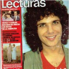 Revistas: REVISTA LECTURAS Nº 1616 ABRIL DE 1983. Lote 140228738