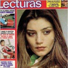 Revistas: REVISTA LECTURAS Nº 1524 JULIO DE 1981. Lote 140277722