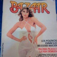 Revistas - Revista erotica bazaar número 4 años 70 - 141321333