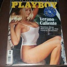 Revistas: REVISTA ESPAÑOLA ERÓTICA AÑO 1999 PLAYBOY PLAY BOY NÚMERO 37. Lote 142234606