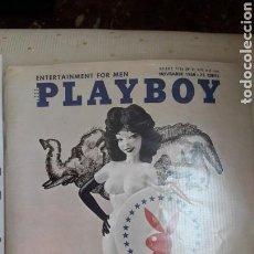 Revistas: REVISTA PLAYBOY NOVIEMBRE 1968. Lote 142965884