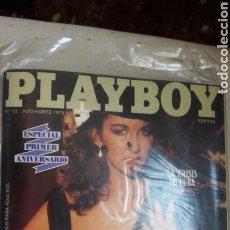 Revistas: REVISTA PLAYBOY ESPAÑA NOVIEMBRE 1979. Lote 142966577