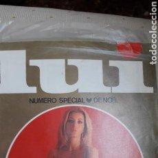 Revistas: REVISTA LUI ESPECIAL DICIEMBRE 1966. Lote 142969353