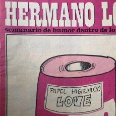 Revistas: REVISTA HERMANO LOBO 137 EJEMPLARES. Lote 143808954