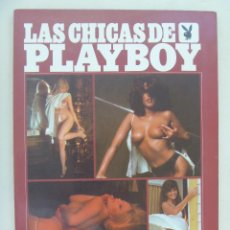 Revistas: REVISTA PLAY BOY EXTRA: LAS CHICAS DE PLAY BOY . AÑOS 70, 120 PAGINAS, CON POSTER, ETC. Lote 146048382