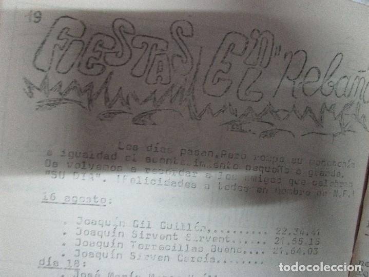 Revistas: NUEVA FRONTERA PORT GALAXIA periodico artesanal antiguo ALICANTE fiestas FUTbOL HERCULES musica etc - Foto 29 - 97228115