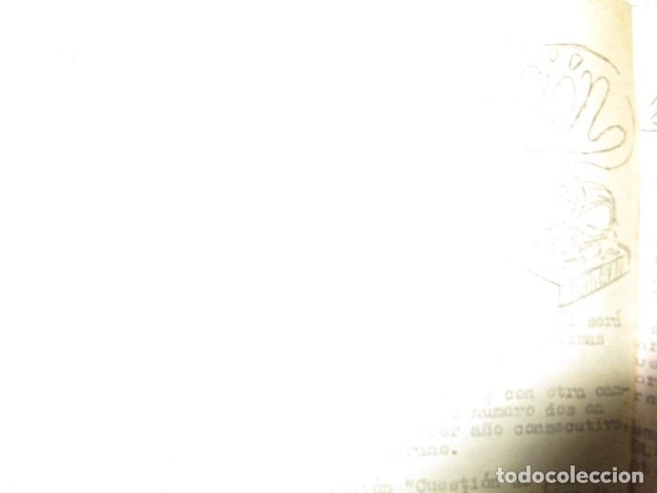 Revistas: NUEVA FRONTERA PORT GALAXIA periodico artesanal antiguo ALICANTE fiestas FUTbOL HERCULES musica etc - Foto 32 - 97228115