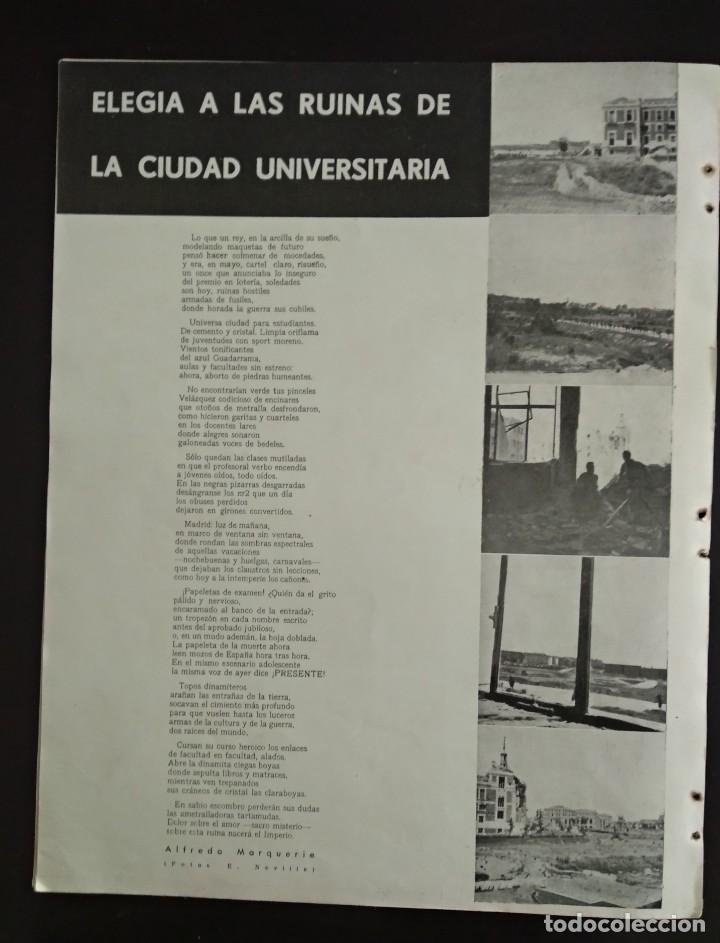 Revistas: Reportaje EL REQUETÉ portada litografía C.S. DE TEJADA - Foto 8 - 149676518