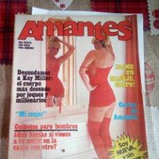 Revistas: REVISTA AMANTES. Lote 150646574