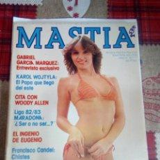 Revistas: REVISTA MASTIA. Lote 150646698