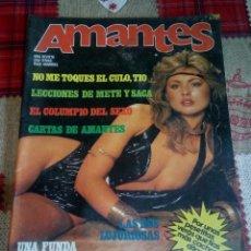Revistas: REVISTA AMANTES. Lote 150647430