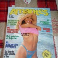 Revistas: REVISTA AMANTES. Lote 150647690