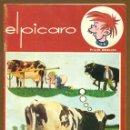 Revistas: EL PICARO 1983 UN HUMOR MARCHOSO... EDICIONES RUIZ FLORES. Lote 150659346