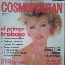 Revistas: COSMOPOLITAN - JUNIO 1992. Lote 150741070