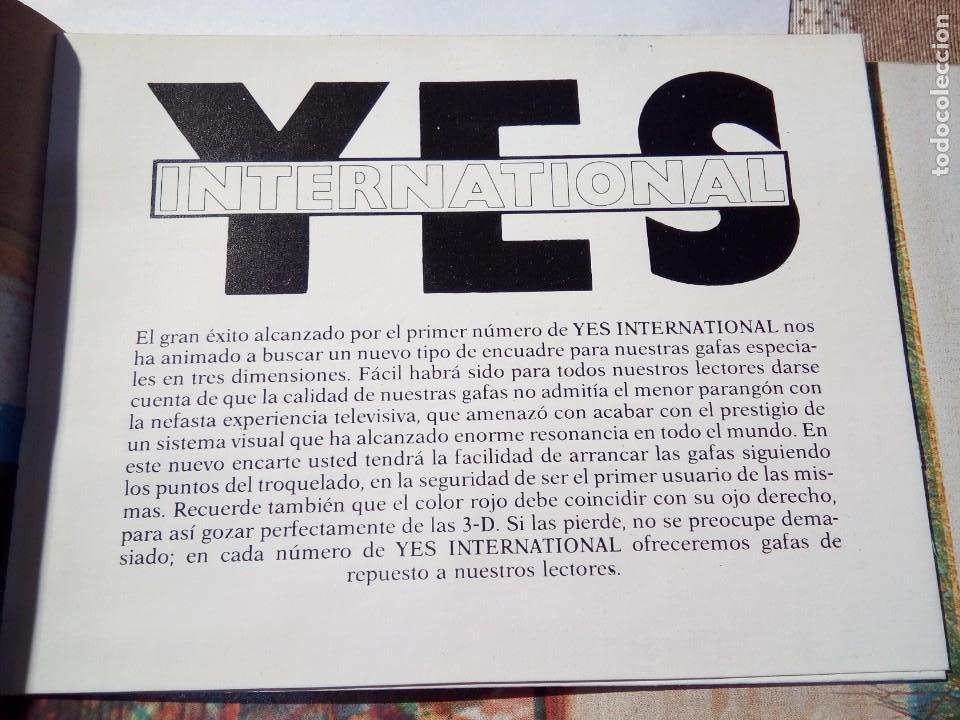 Revistas: REVISTA YES INTERNATIONAL - Foto 3 - 151958342