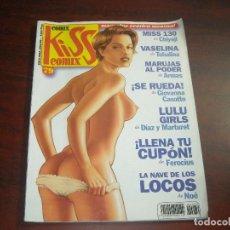 Revistas: REVISTA KISS COMIX - Nº 79. Lote 152676518