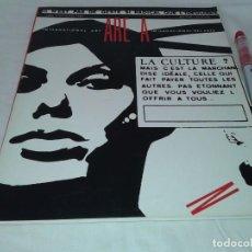 Revistas: INTERNATIONAL ART, ARE A, 1989, Nª 5, EN INGLES Y CASTELLANO. Lote 153490866