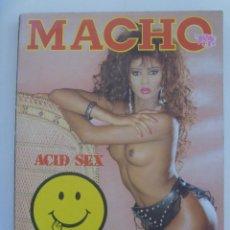 Revistas: ALBUM DE MACHO CON 3 REVISTAS PARA ADULTOS , Nº 11, 12 Y 13 . AÑOS 70-80.. Lote 154863678