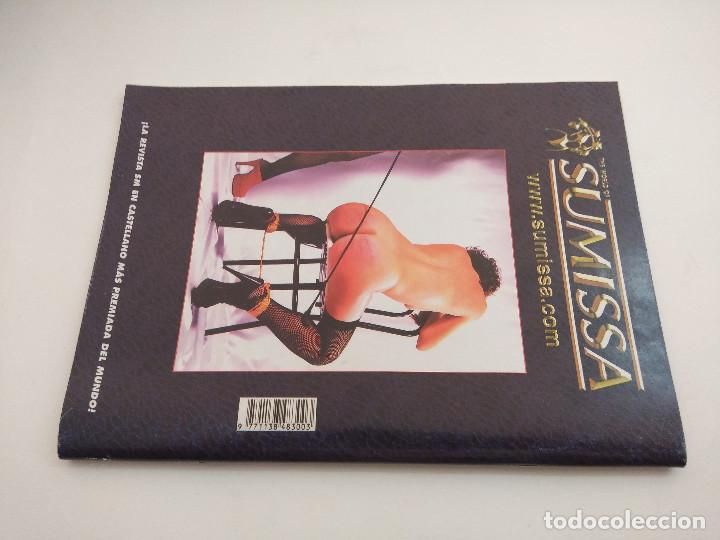Revistas: THE WORLD OF SUMISSA/LA REVISTA DE LA DOMINACION Y SUMISION. Nº37. - Foto 2 - 166175390